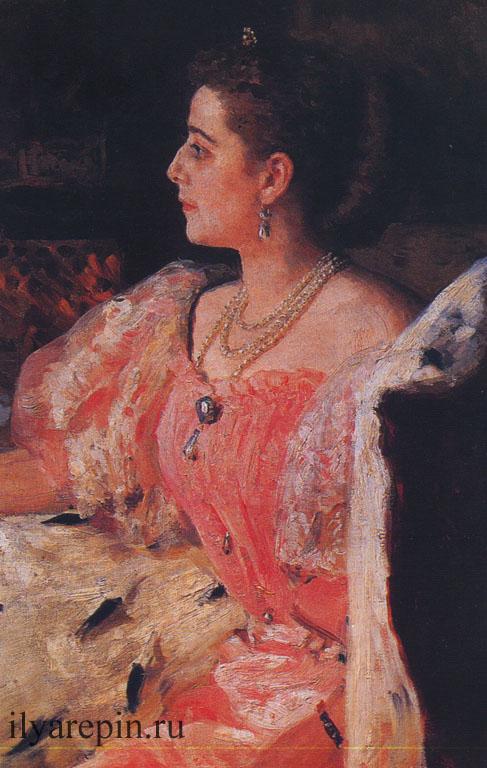 Портрет графини Н. Головиной