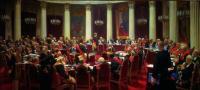 Торжественное заседание Государственного Совета 7 мая 1901 года... 1903