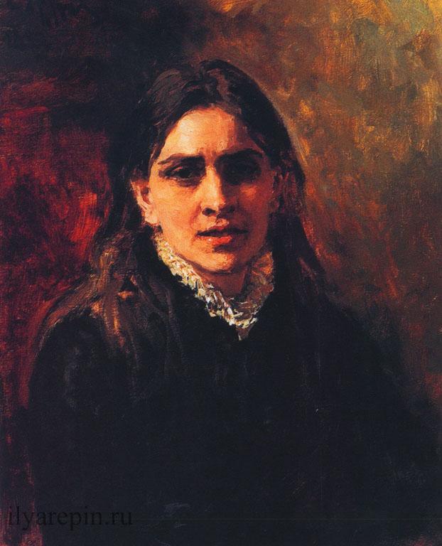 Портрет П.А. Стрепетовой