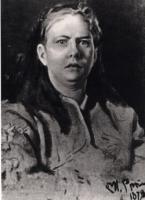 Е.И. Бларамберг-Апрелева.1878